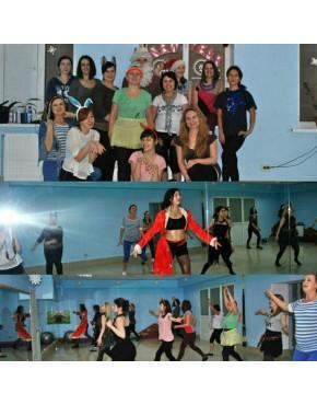 """Party """"Body Ballet"""" перша..."""